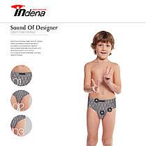 Підліткові стрейчеві плавки на хлопчика Марка «INDENA» Арт.70500, фото 2