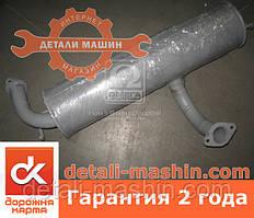 Глушитель ЗАЗ СЛАВУТА, без трубы (ДК) 1102-1201009-03