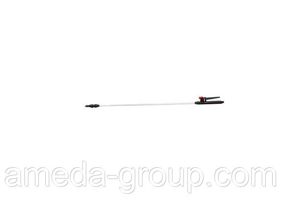 Трубка алюминиевая  0,75 м c ЗИП переходником, фото 2