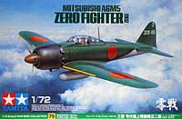 Mitsubishi A6M5 ZERO FIGHTER [ZEKE] 1/72 TAMIYA 60779