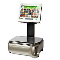 Весы для печати на этикетке Digi SM-5000 BS Б/У