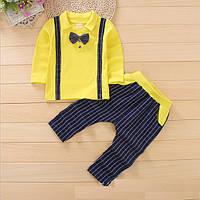 Детский комплект реглан и штаны для мальчика