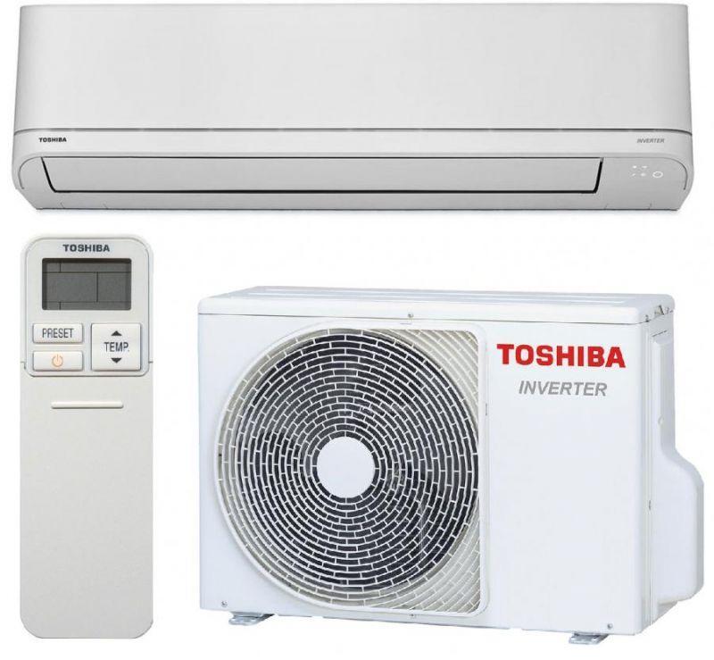Инверторный кондиционер Toshiba RAS-22PKVSG-E/RAS-22PAVSG-E