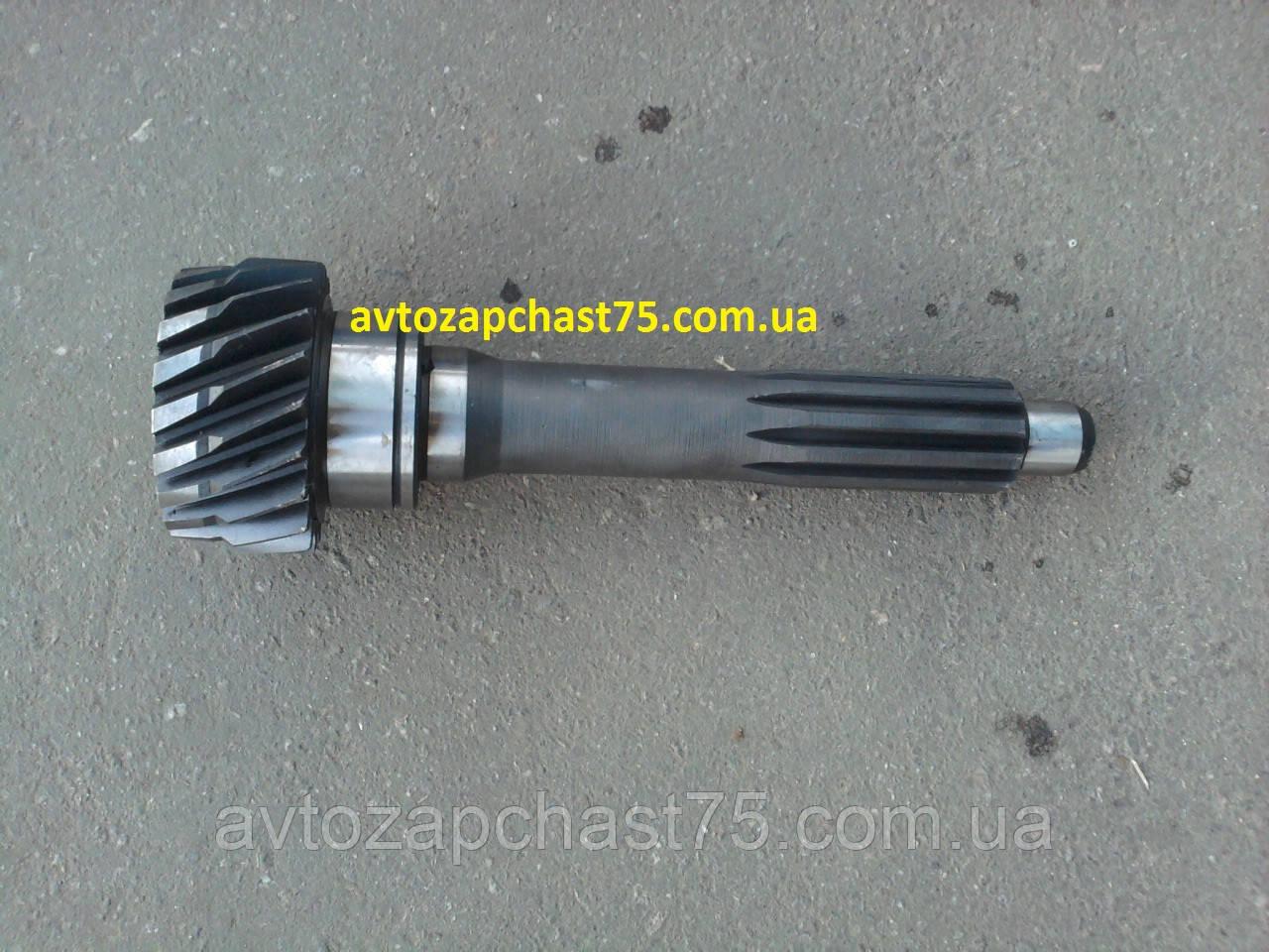 Вал первичный Зил 130, в коробку передач, не в сборе (производитель Арсен, Ровно, Украина)