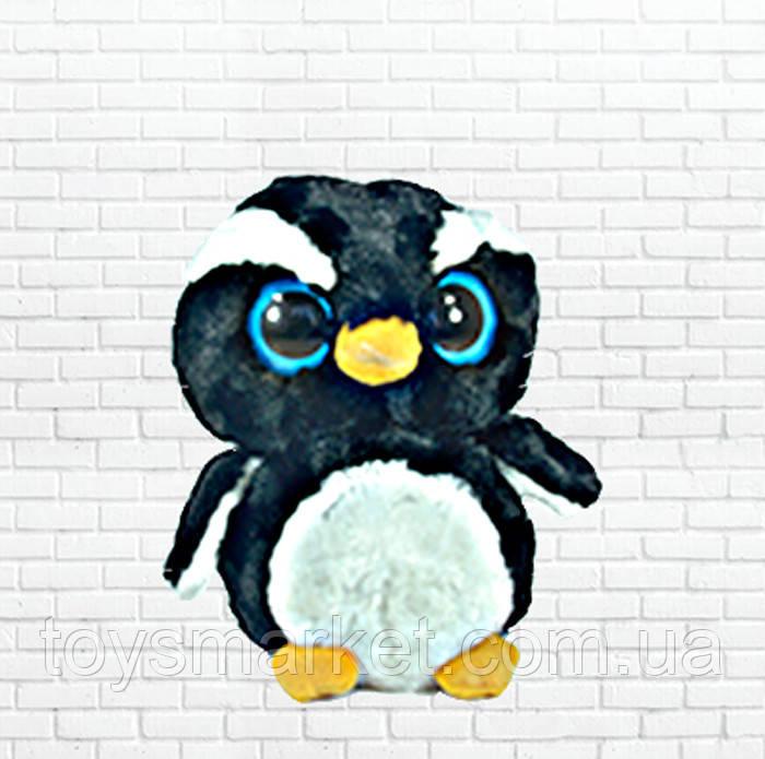 Детская мягкая игрушка чудо зверек,пингвинчик