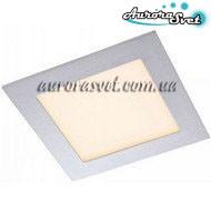 светильник потолочный led панель светодиодная панель встраиваемый светильник квадратный 1
