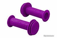 Ручки руля KLS Kiddo фиолетовый детские