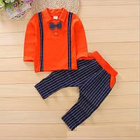 Комплект детский стильный  реглан и штаны на резинке для мальчика