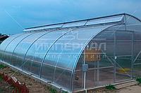 Арочная теплица Миттлайдера (Алюминиевый Каркас) Размер: 3 х 4.1 х 2.6 м