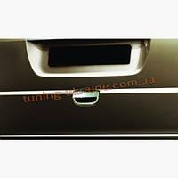 Накладка на заднюю ручку Carmos на Mercedes Vito W639 2003-2010
