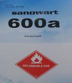 подделка фреона  R 600 А  (iso-Buthane)