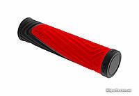 Ручки руля KLS Advancer 17 2Density красный