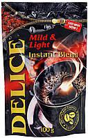Кофе растворимый Delice Instant Blend 100г.