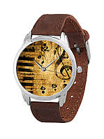 Часы наручные AndyWatch Скрипичный ключ арт. AW 530-2