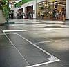 Ревизионный напольный люк из нержавеющей стали Aco Access Cover с высотой крышки 70мм А15, L15 - 1,5т, 800*800