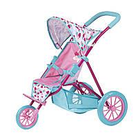 Коляска для куклы BABY BORN - ЧУДЕСНЫЙ ДЕНЁК (трехколесная, прогулочная), фото 1