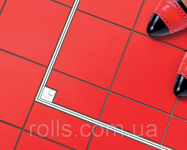 Ревизионный напольный люк из нержавеющей стали Aco Access Cover с высотой крышки 70мм B125, M125 - 12,5т, 600*1000