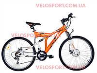Горный велосипед Azimut Fusion 26 D