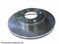 Тормозной диск передний Hyundai Getz(2002-) Blue Print(ADG043100)