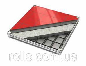 Ревизионный напольный люк из нержавеющей стали Aco Access Cover с высотой крышки 70мм C250 - 25т, 400*400