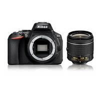 Фотоаппарат / фотоапарат Nikon D5600 + AF-P DX NIKKOR 18-55mm VR