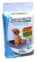Пеленки для собак Croci с активированным углем 14 шт (57 x 54 см)