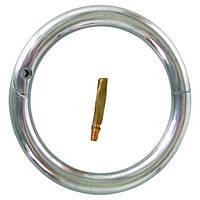Носовое кольцо Bizon для фиксации быка, 72х58 мм