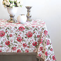 Ткань для скатертей и  столового белья ш.150  Англия