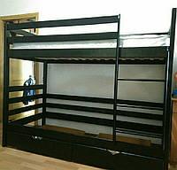 Двухъярусная кровать трансформер Дуэт