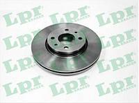 LPR L2121V = DDF762 = DF2734 = C3F015ABE Тормозной диск