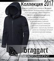 Braggart Black Diamond 9015 | Зимняя парка черная