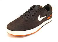 Кроссовки мужские  Nike Air Max 90 коричневые (найк аир макс)(р.45)
