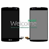 Дисплей LG D295 L,D290 L Fino Dual +touchscreen black