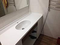 Столешницы для ванной из искуственного камня Tristone