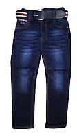 Джинсовые брюки для мальчиков оптом, H.L. Xiang, 110-140 рр., Арт. D142