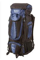 Рюкзак туристический на 70 литров с накидкой DEUTER FLIEGEN 70 (синий)