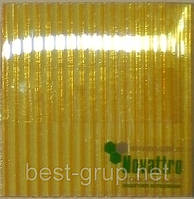 Жёлтый 8 мм (2,1х 6,0 м) - сотовый поликарбонат Novattro (Новатро)
