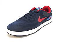Кроссовки мужские  Nike Air Max 90 синие (найк аир макс)(р.41,42,43,44)