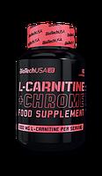 L-Carnitine + Chrome - 60 capsules