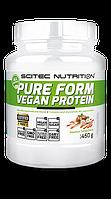 Pure Form Vegan Protein 450g шоколад