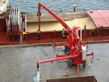 Пневмопогрузчик Канада мощностью от 40 до 200 т/ч