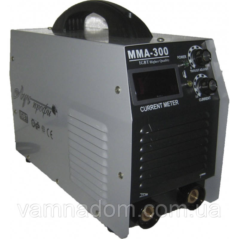 Инверторный сварочный аппарат Луч Профи MMA-300I IGBT