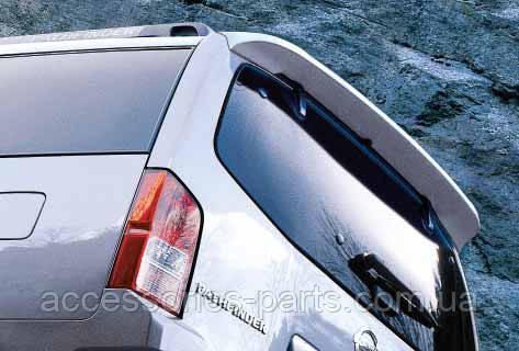 Задний спойлер для Nissan Pathfinder Новый Оригинальный