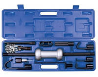 Набор для кузовного ремонта (обратный молоток и 9 насадок), 10 пр. King Tony 9CH01