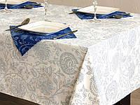 Ткань для скатертей и  столового белья ш.150 Кружева