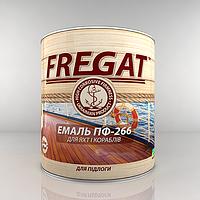 Эмаль для пола FREGAT ПФ-266 - Алкидная краска для деревянных полов