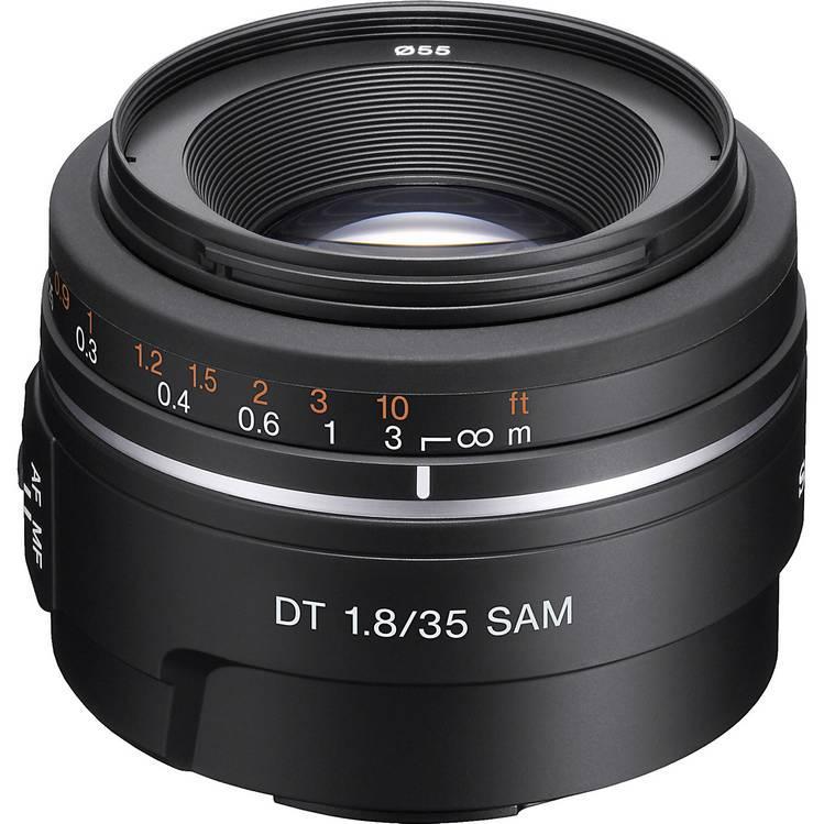 Объектив Sony SAL-35F18 35mm f/1.8