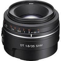 Sony SAL-35F18 35mm f/1.8 (в наличии на складе)
