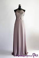 Вечернее длинное платье (артикул 7/156)