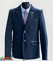 Вельветовый костюм для мальчика Lilus модель 11, цвет синий